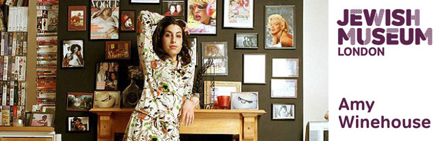 Amy Winehouse: A Family Portrait Exhibition at Jewish Museum London