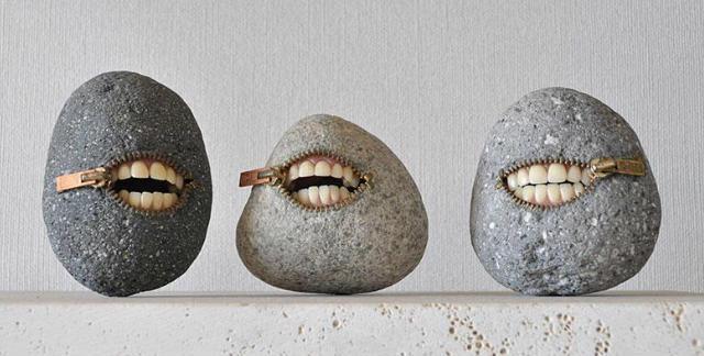 Hirotoshi Itoh rock art