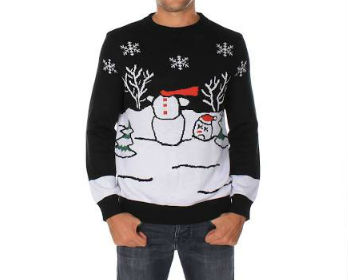 Funny Christmas Jumpers With Reindeer