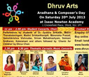 Dhruv Arts Bring You Aradhana & Composer's Day