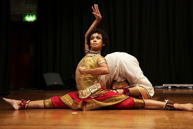 Rabindranjali Ballet perform at LIAF