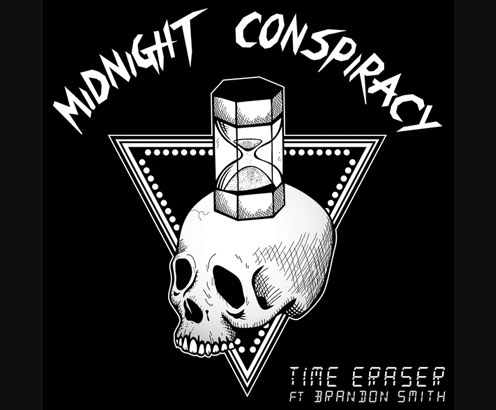 Take a Ride in Midnight Conspiracy's 'Time Eraser'