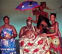 Daniel Laine's photography book on African Kings
