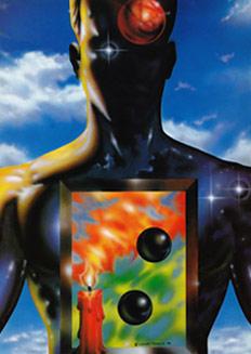 Junior Tomlin: Cosmic Man