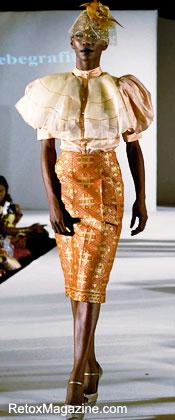 Africa Fashion Week London - Bebegrafiti image 6 - AFWL11