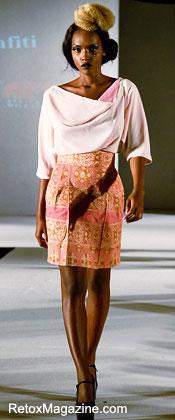 Africa Fashion Week London - Bebegrafiti image 8 - AFWL11