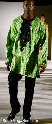Africa Fashion Week London - Daviva image 3 - AFWL11