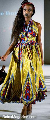 Africa Fashion Week London - Glamelle Boutik image 1 - AFWL11