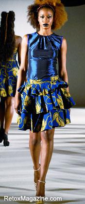 Africa Fashion Week London - Glamelle Boutik image 2 - AFWL11