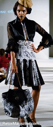 Africa Fashion Week London - House Of Bunor image 1 - AFWL11