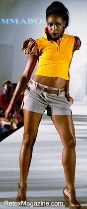 Africa Fashion Week London - Mmabon image 4 - AFWL11