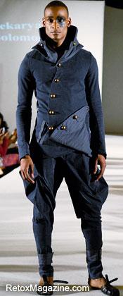 Africa Fashion Week London - Zekaryas Solomon image 1 - AFWL11