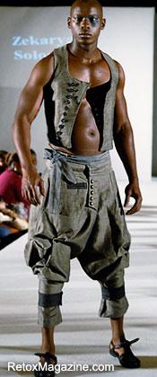 Africa Fashion Week London - Zekaryas Solomon image 2 - AFWL11