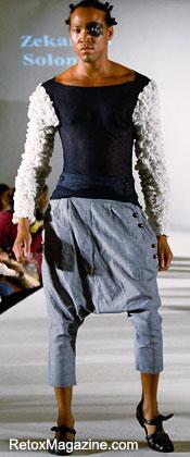 Africa Fashion Week London - Zekaryas Solomon image 3 - AFWL11