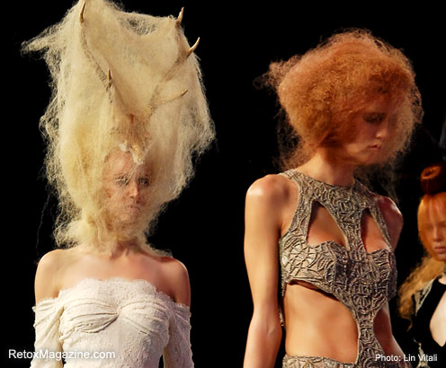 Ace Hair Styles at Alternative Hair Show