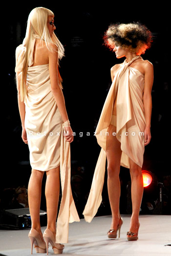 Gerry Santoro, Italy: The Body - Alternative Hair Show - Royal Albert Hall, London - photo 1