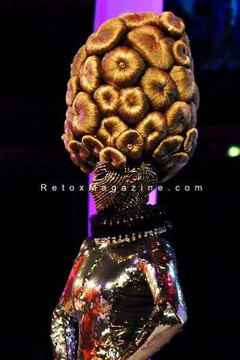 Mario Krankl, Austria: Cybergold - Alternative Hair Show - Royal Albert Hall, London - photo 1