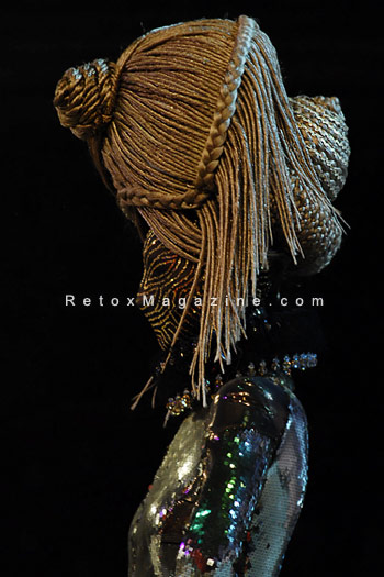 Mario Krankl, Austria: Cybergold - Alternative Hair Show - Royal Albert Hall, London - photo 2