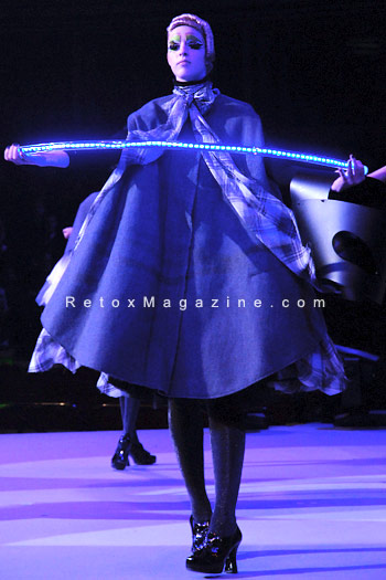 Petra Mechurova, Czech Republic - Alternative Hair Show - Royal Albert Hall, London - photo 1