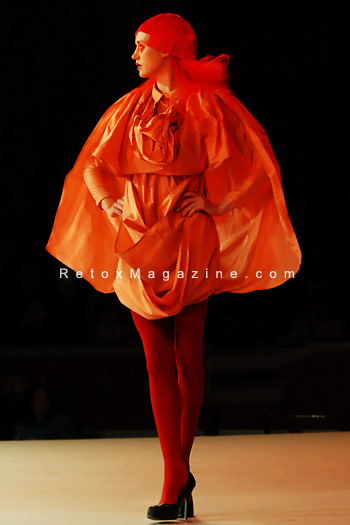 Sanrizz, UK - Alternative Hair Show - Royal Albert Hall, London - photo 2