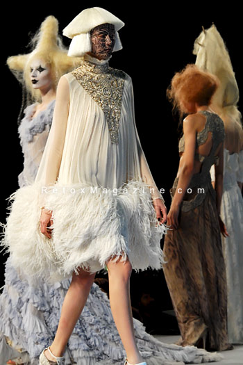 TIGI, UK: Homage - Alternative Hair Show - Royal Albert Hall, London - photo 1