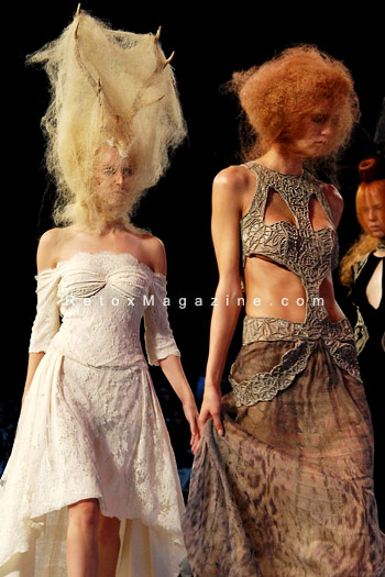 TIGI, UK: Homage - Alternative Hair Show - Royal Albert Hall, London - photo 2