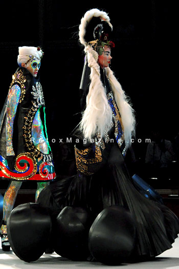 Vinokurov, Russia: Synthesis - Alternative Hair Show - Royal Albert Hall, London - photo 1
