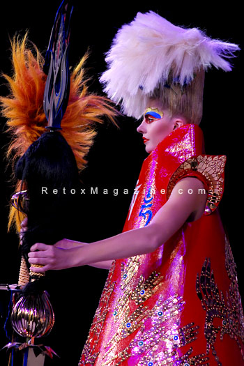 Vinokurov, Russia: Synthesis - Alternative Hair Show - Royal Albert Hall, London - photo 2