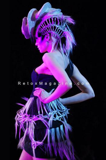 Alternative Hair Show International Visionary Award 2012 at the Royal Albert Hall in London - photo 12