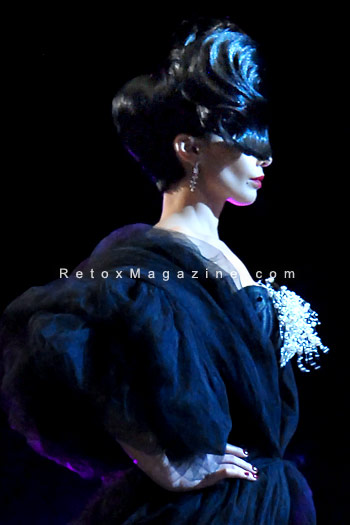 Alternative Hair Show International Visionary Award 2012 at the Royal Albert Hall in London - photo 15