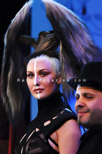 Alternative Hair Show International Visionary Award 2012 at the Royal Albert Hall in London - photo 20
