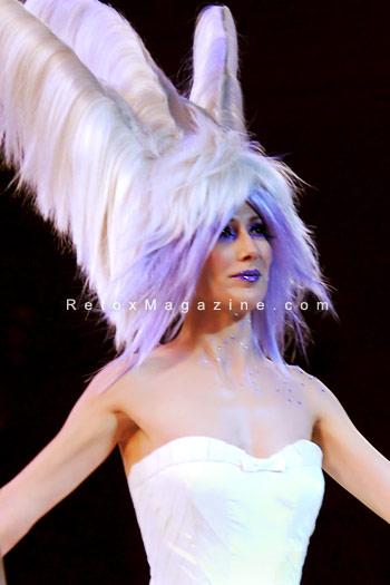 Alternative Hair Show International Visionary Award 2012 at the Royal Albert Hall in London - photo 25
