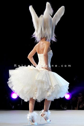 Alternative Hair Show International Visionary Award 2012 at the Royal Albert Hall in London - photo 26