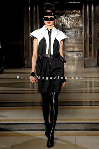 Ashley Isham catwalk show AW13 - London Fashion Week, image1