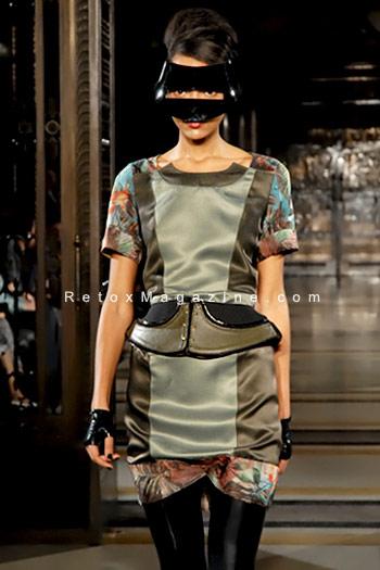 Ashley Isham catwalk show AW13 - London Fashion Week, image10