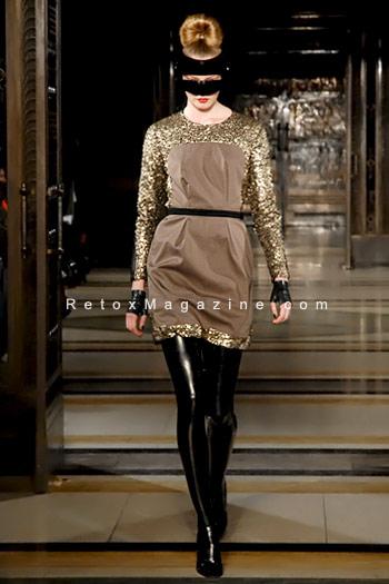 Ashley Isham catwalk show AW13 - London Fashion Week, image12