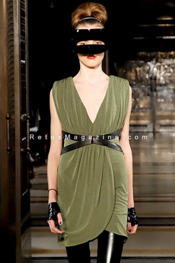 Ashley Isham catwalk show AW13 - London Fashion Week, image14