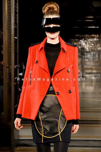Ashley Isham catwalk show AW13 - London Fashion Week, image19