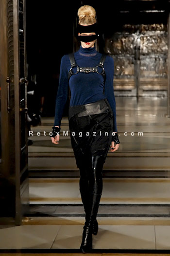 Ashley Isham catwalk show AW13 - London Fashion Week, image2