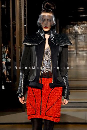 Ashley Isham catwalk show AW13 - London Fashion Week, image20