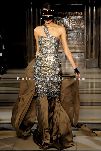 Ashley Isham catwalk show AW13 - London Fashion Week, image22