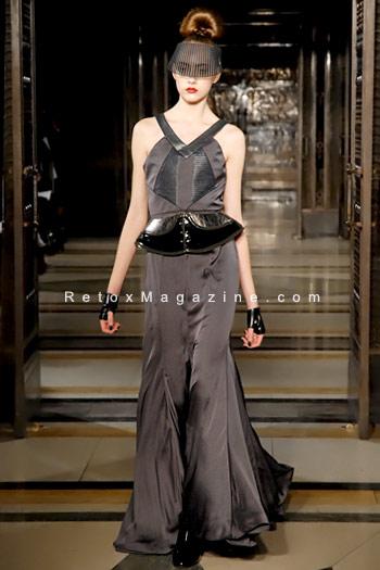 Ashley Isham catwalk show AW13 - London Fashion Week, image23