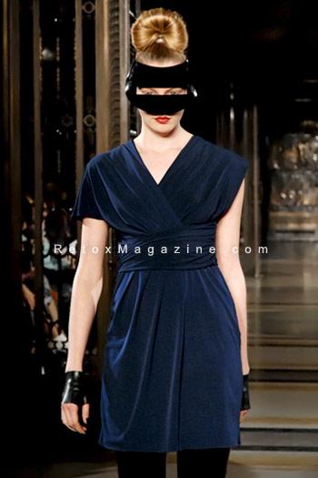 Ashley Isham catwalk show AW13 - London Fashion Week, image3