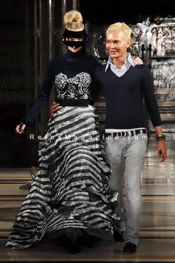 Ashley Isham catwalk show AW13 - London Fashion Week, image30