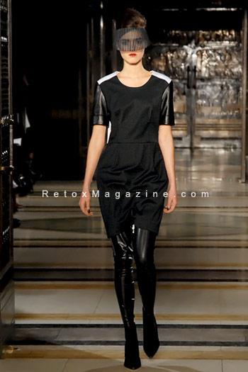 Ashley Isham catwalk show AW13 - London Fashion Week, image5