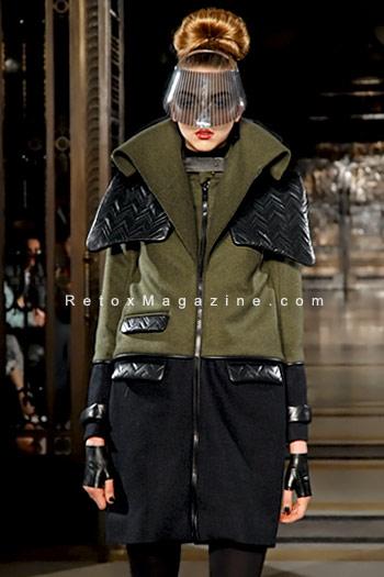 Ashley Isham catwalk show AW13 - London Fashion Week, image6