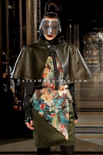 Ashley Isham catwalk show AW13 - London Fashion Week, image7