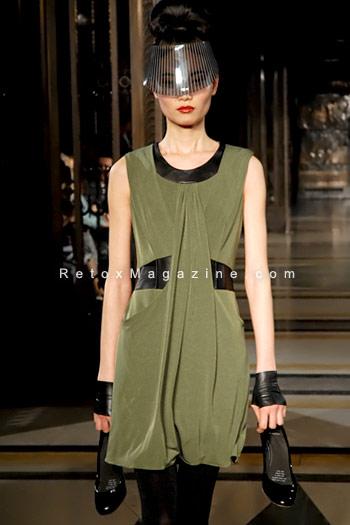 Ashley Isham catwalk show AW13 - London Fashion Week, image9