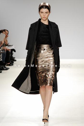 Julia Paskal, Mercedes-Benz Kiev Fashion Days catwalk - London Fashion Week, image13
