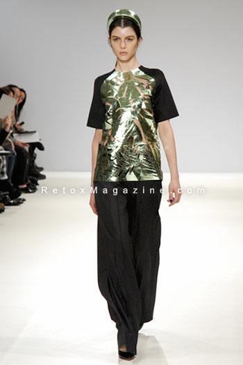 Julia Paskal, Mercedes-Benz Kiev Fashion Days catwalk - London Fashion Week, image3